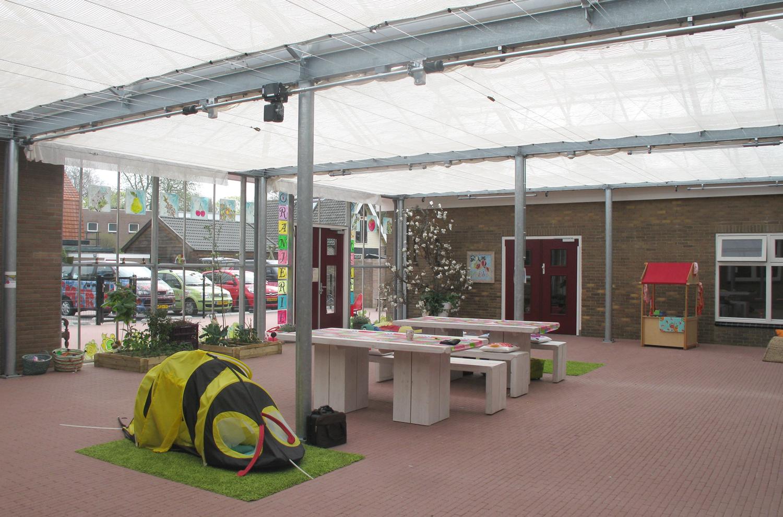 Abken architecten bv herbestemming kinderopvang for Helmers accommodatie en interieur bv