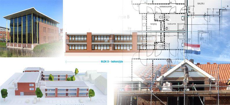 architect woningbouw utiliteit