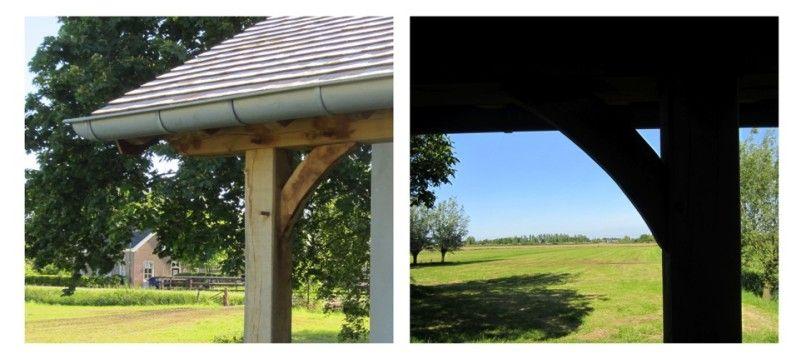 Abken architecten bv uitbreiding en metamorfose woning - Uitbreiding keuken veranda ...